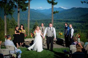 Colleens hilltop wedding