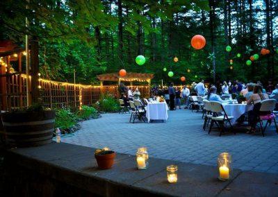 Wedding Circle Reception