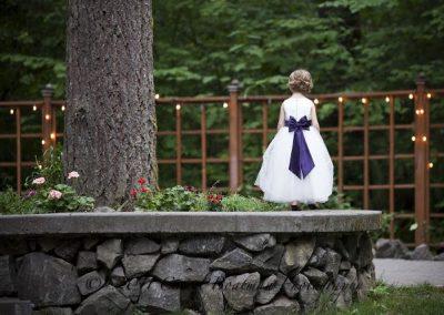 Wedding Circle at Main Lodge